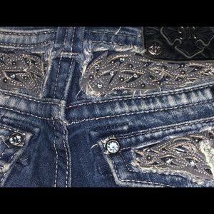 MissMe Jeans- Size 27 - from Buckle